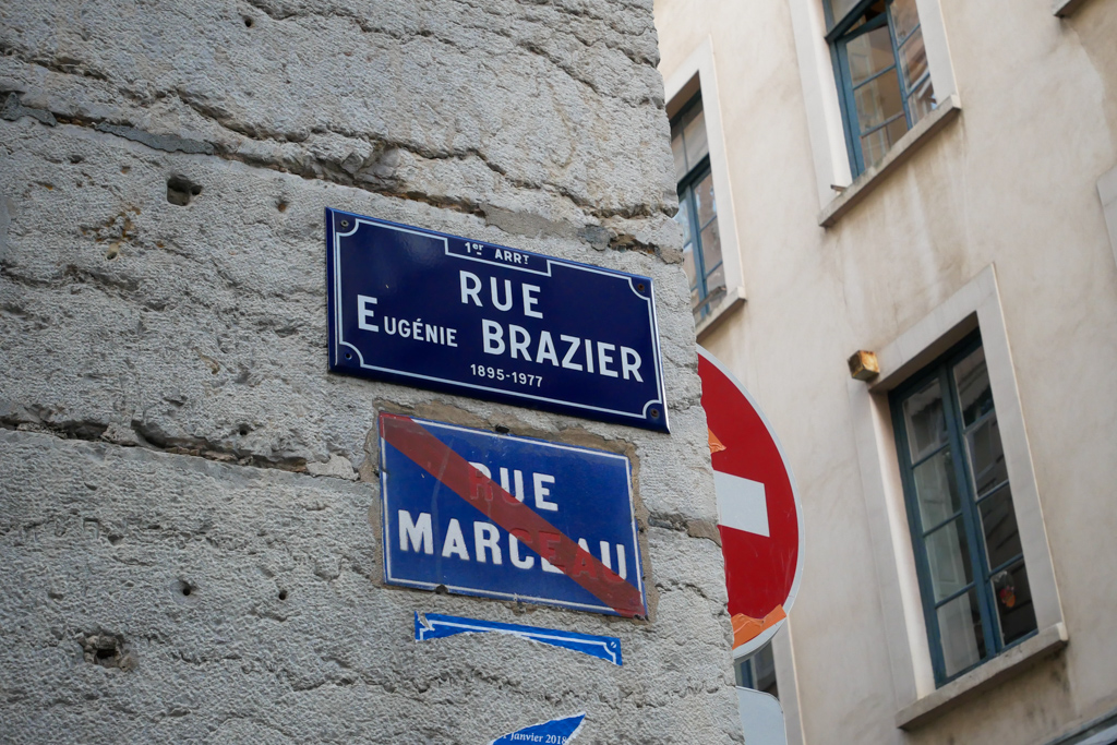 rue eugenie brazier marceau lyon