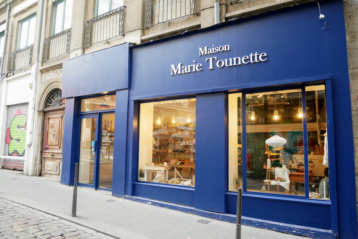 Maison marie tounette rue Sergent Blandan