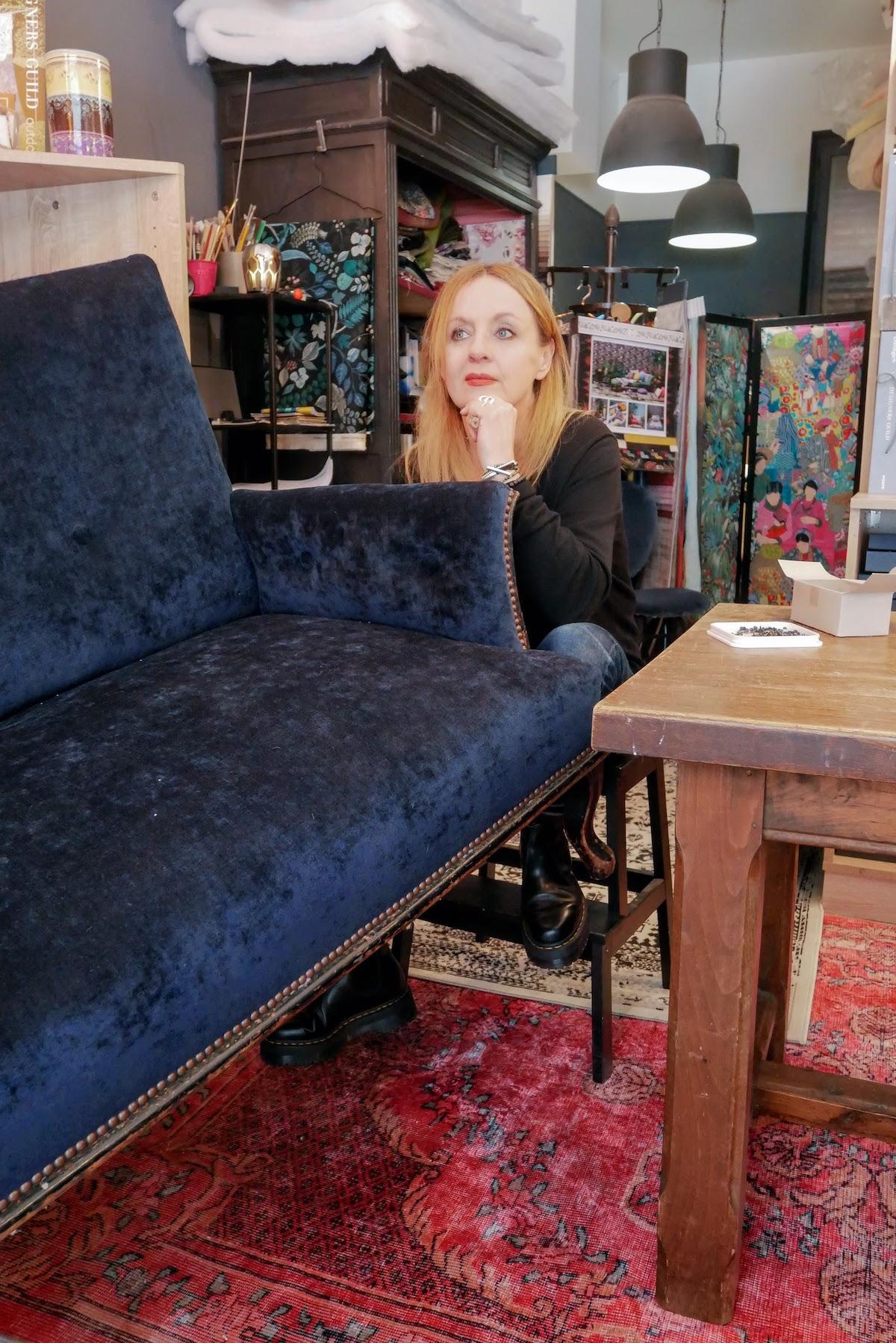 Anne levit tapissiere