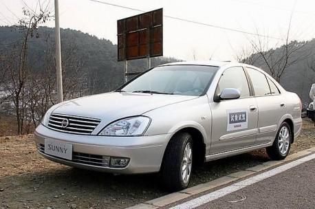 Nissan Sunny from China