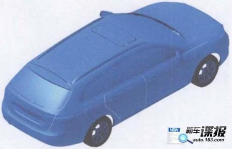 Chery M17 wagon
