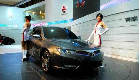 SouEast V4 concept car