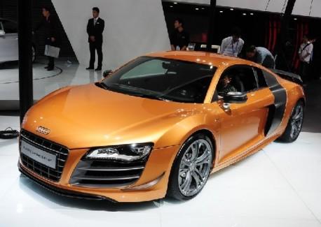 Audi R8 V10 'Limited Edition'