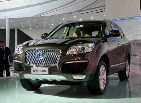Hawtai Baolige SUV
