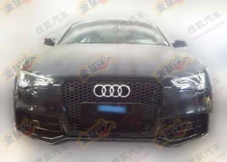 Audi RS5 China