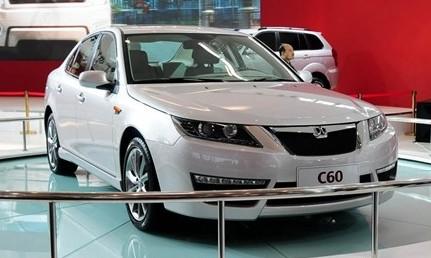 Beijing Auto C60