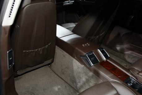 China-only RUF XL stretched Porsche Panamera
