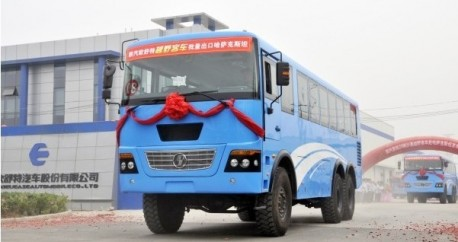 Shaanxi SX6100 SPF 'Desert Tank'