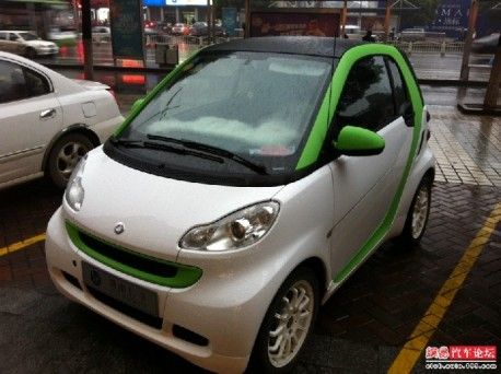 How to Sex Up a Smart Fortwo, the China Way