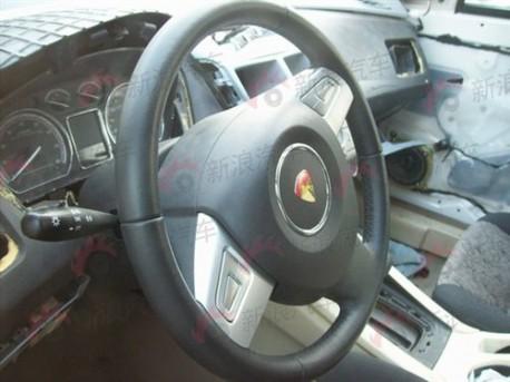 Youngman-Lotus SUV
