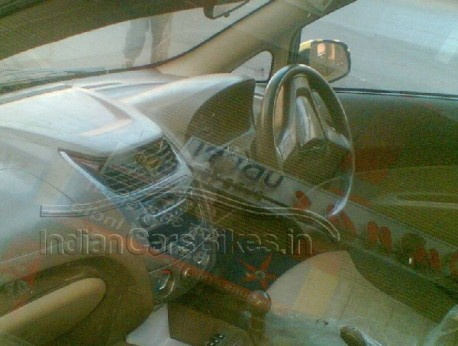 Chevrolet Sail Testing in India