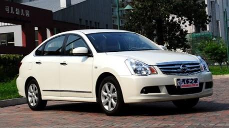 Nissan Sylphy China