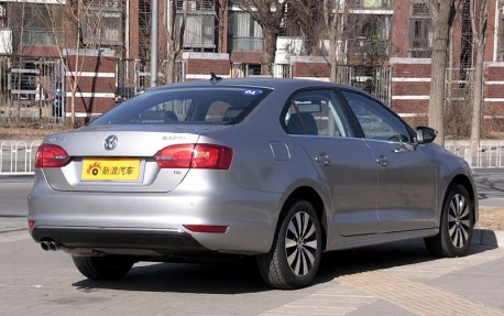 Volkswagen New Sagitar China