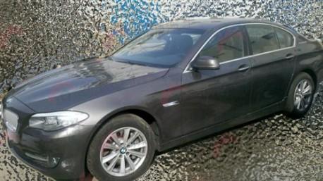 BMW 5 Active Hybrid