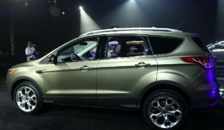 China-made Ford Kuga