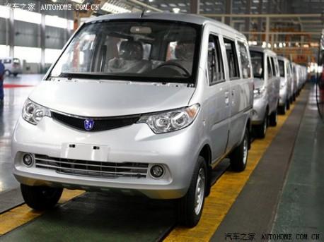 Jonway Wuxing minivan