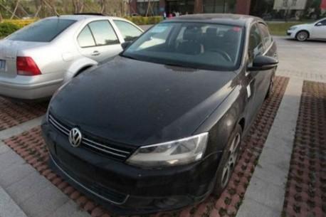 Volkswagen Sagitar China