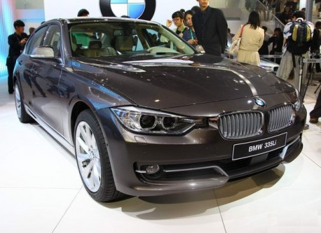 BMW 3-series China