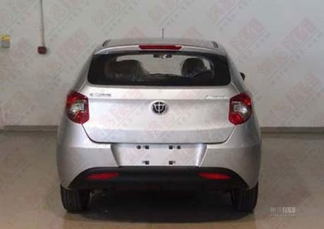 Brilliance H230 hatchback