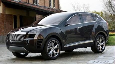 2009 Hongqi SUV concept