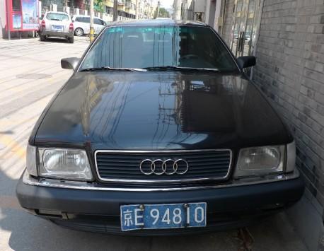 China made Audi 200