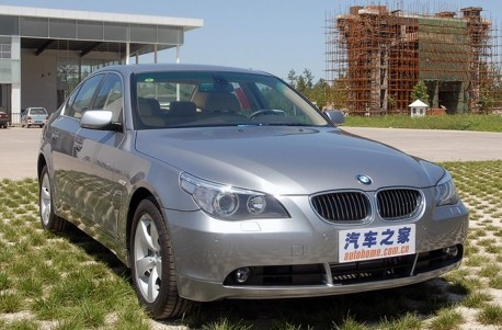 Brilliance BMW 5Li