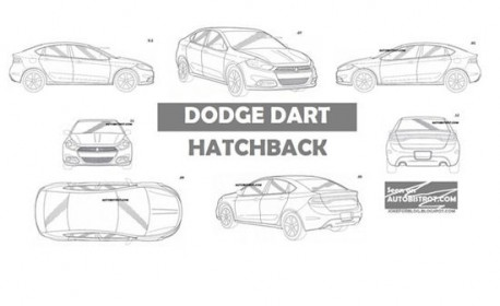 Dodge Dart hatchback