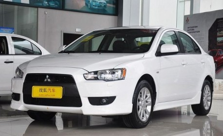 Mitsubishi Lancer China