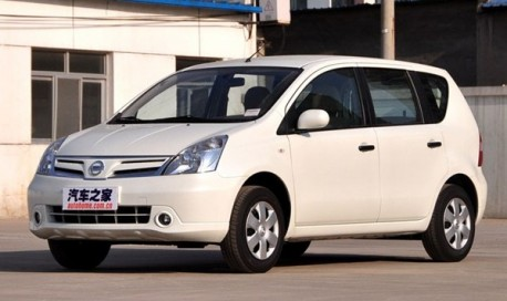 Nissan Livina China
