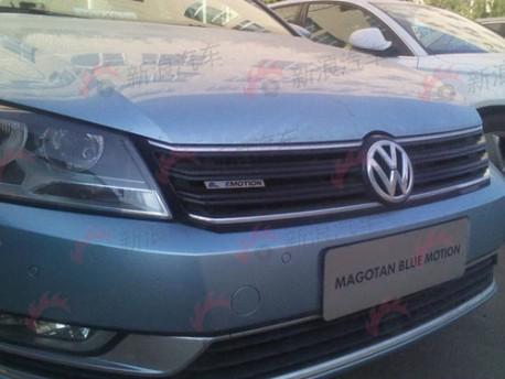 Volkswagen Magotan Blue Motion