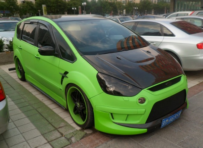 What a good car! The normal and indeed rather boring Ford S-Max ... & Ford S-Max goes Mad in China - CarNewsChina.com - China Auto News markmcfarlin.com