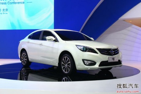 Haima Yao testing in China again