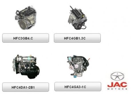 JAC Motor Navistar joint venture