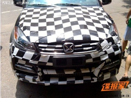 Jiangling Yusheng SUV in China