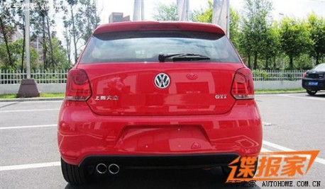 Fake Volkswagen Polo GTI China