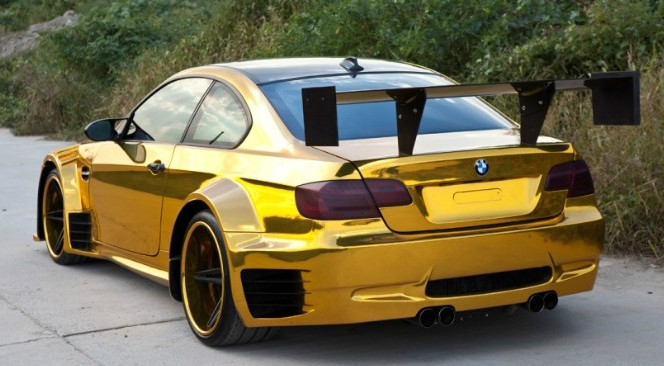 BMW M3 goes Completely Mad in China  CarNewsChinacom  China