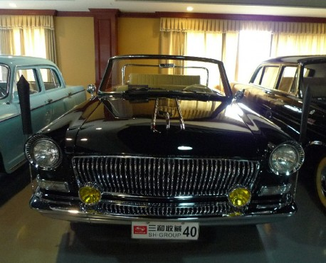 Hongqi CA773 Parade Car