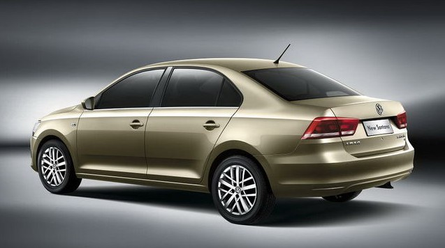 new car launches in germanyNew Volkswagen Santana launched in Germany  CarNewsChinacom