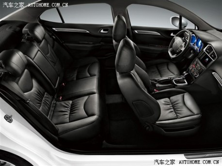 Citroen C4L will debut on the Guangzhou Auto Show