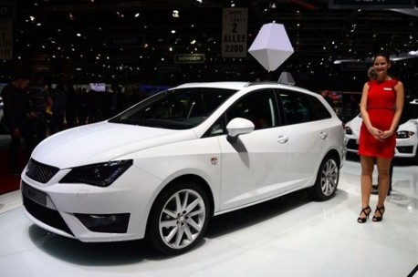 Seat Ibiza comes to China, times Three