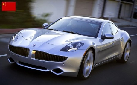 Fisker Karma will be priced at 1.6 million yuan in China