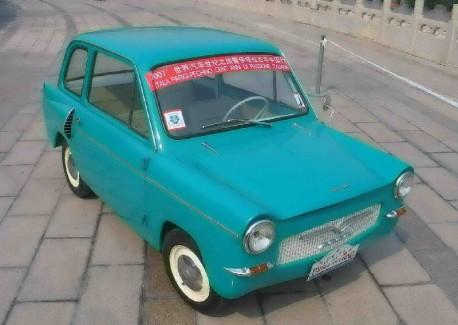 China Car History: the Haiyan HY710 from Shanghai