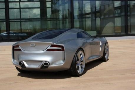 Qoros concept car for the Geneva Auto Show unveiled in China