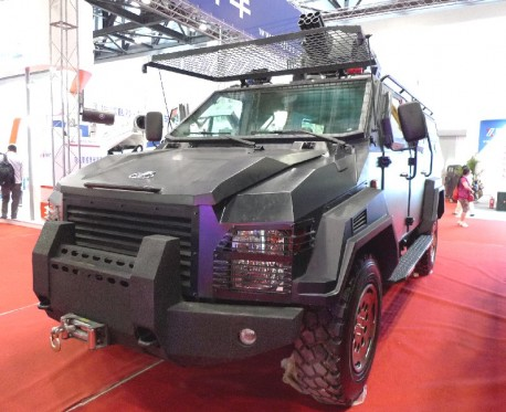 Introducing the Zhonjing ZY5091XYBF Armored Personnel Carrier from China