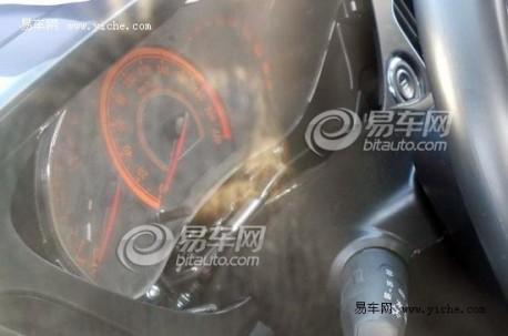 Spy Shots: Guangzhou Auto GA3 testing in China