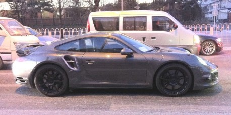 New Porsche 911 Turbo to get a start-stop system for China