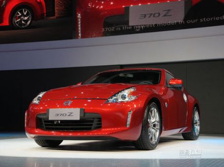 Nissan 370Z will hit the China car market in February