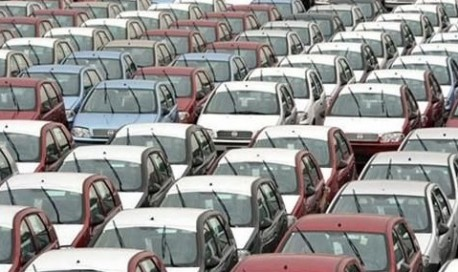 China car sales down 2% in February