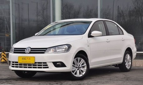 New Volkswagen Jetta hits the Chinese auto market