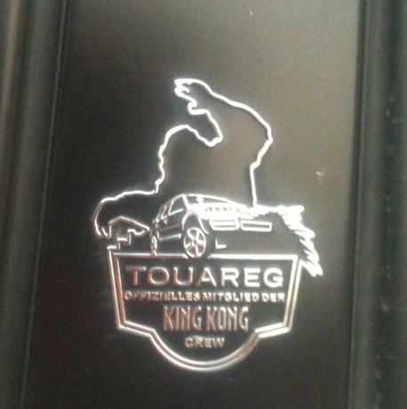 Spotted in China: Volkswagen Touareg King Kong Crew Member Edition